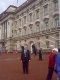 <hr /> <p>Mike Sarre Attending a garden party at Buckingham Palace for the Queens Award for Volunteers which was awarded to HRN</p>